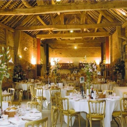 weddings in a barn