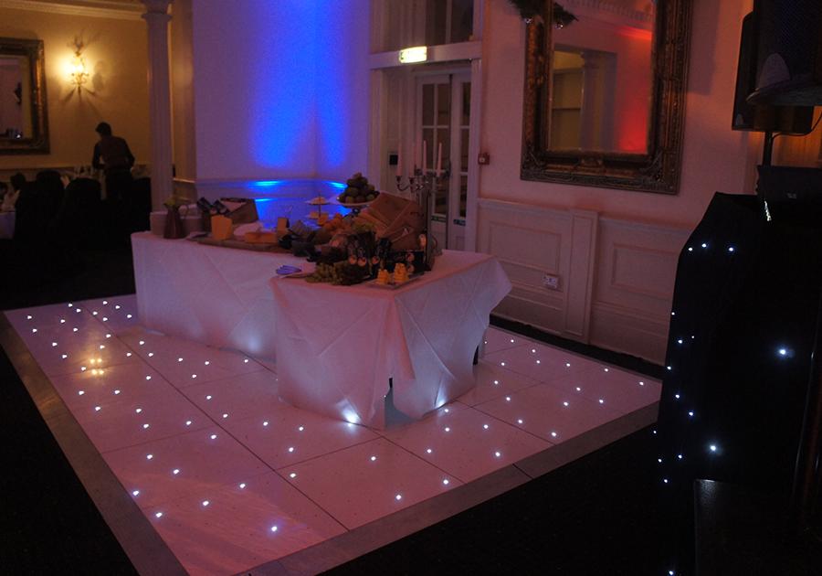 Hotel Wedding Room Cheltenham